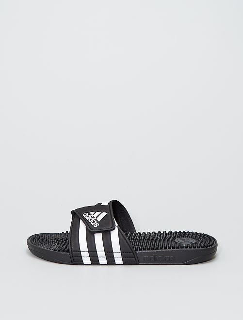 Chanclas de plástico 'Adidas'                             NEGRO