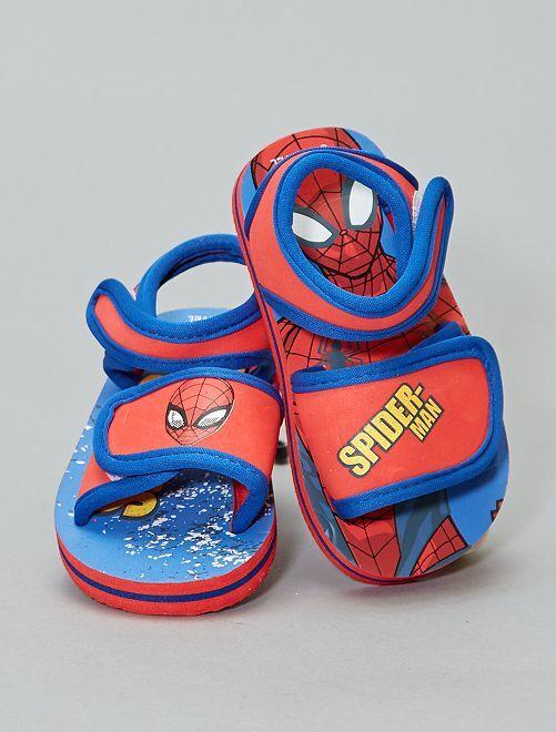 Chanclas 'Spider-Man' 'Marvel'                             rojo Chico