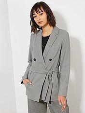 comprar online a2917 6e13d Cazadoras y abrigos de Mujer | Kiabi