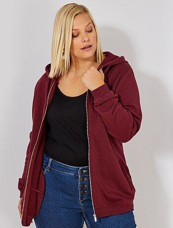 8989fde561a Rebajas chaquetas de punto en tallas grandes de mujer baratas - moda ...