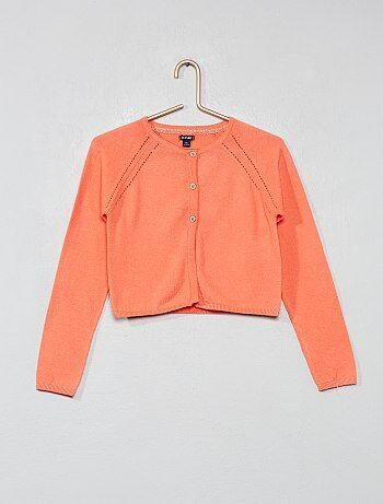 2f5595ec3 Rebajas chaquetas de punto para Niña | Kiabi