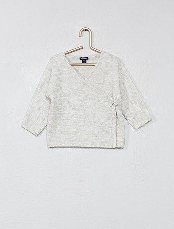 bebé niña jerséis chalecos y ropa barata - moda Bebé niña  d6c181dcb442