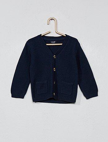632221277 Chalecos y chaquetas de punto para Bebé