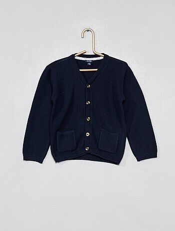 Niño 0-36 meses - Chaqueta de punto bobo de algodón puro - Kiabi 147572643f4a