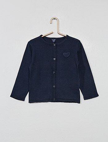 31934c1c8 Rebajas chalecos y chaquetas de punto para Bebé | Kiabi