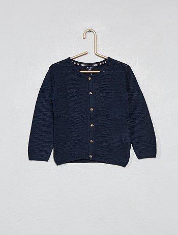 bebé niña chaquetas de punto y abrigos baratos - moda Bebé niña  332e290241d