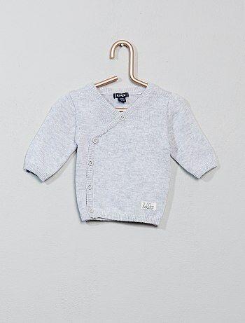 8bd4b75f993fb chaquetas de punto bebé niño baratas - moda Bebé niño
