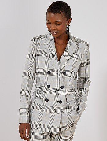 Traje chaqueta mujer kiabi