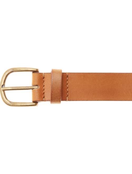25eeee7ba ... Cinturón de piel vista 2 · Cinturón de piel vista 3. Cinturón de piel  camello Mujer talla 34 a 48
