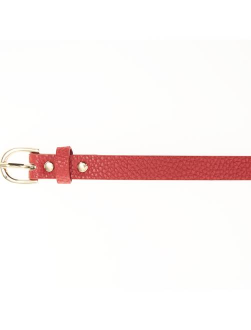 diseño innovador a9732 20bd8 Cinturón fino