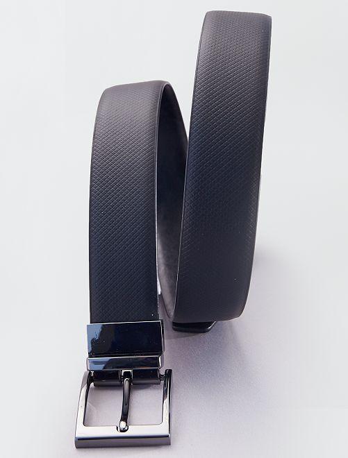 Cinturón hombre                             negro