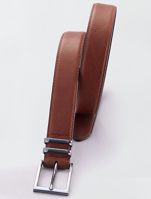 Cinturón para hombre                                         castaño