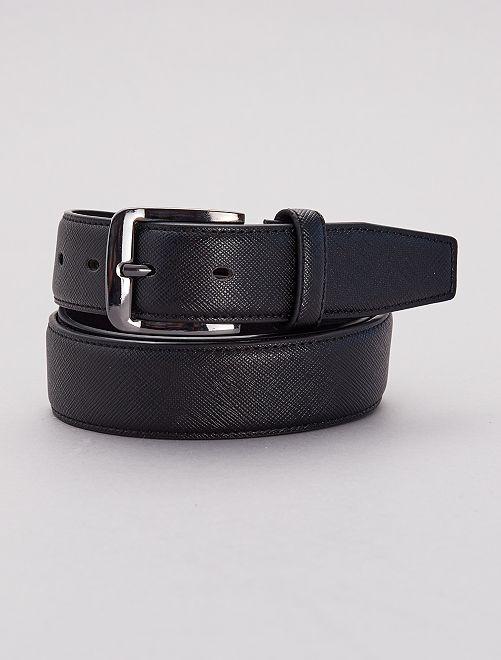 Cinturón sintético                             negro