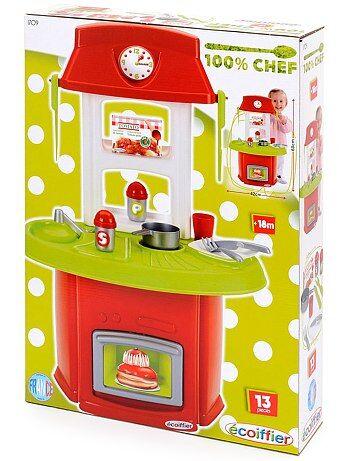 Cocina + 13 accesorios - Kiabi