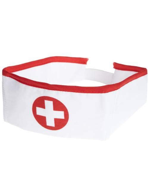 Cofia de enfermera                             blanco Accesorios