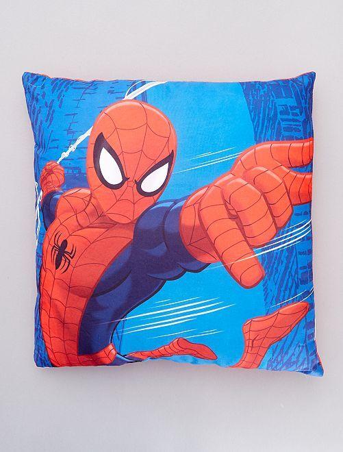 Cojín de 'Spider-Man'                             azul/rojo