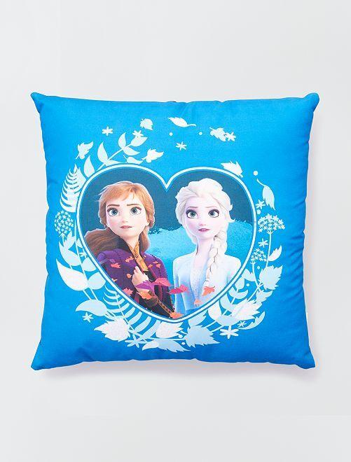 Cojín 'Frozen'                             azul