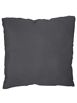 Decoración textil - Cojín liso desenfundable
