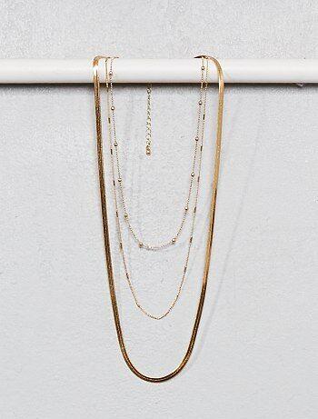 c6d935b62afb La mejor colección de collares para Mujer