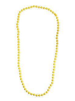 Collares - Collar largo de perlas