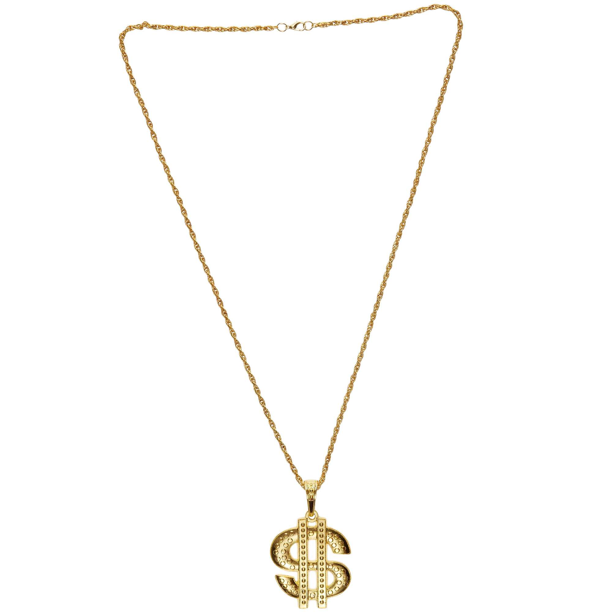 6c057d5e86cbb Collar metálico  Dollar  dorado Accesorios. Loading zoom. Haz clic en la  imagen para agrandar. zoom