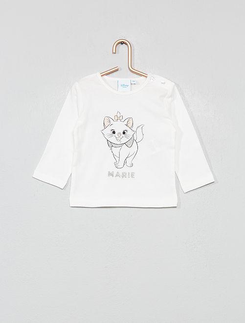 Conjunto chaqueta + camiseta + sarouel 'Marie'                             ROSA Bebé niña