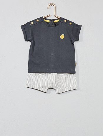 2838a205893b conjuntos bebé niño baratos - moda Bebé niño | Kiabi