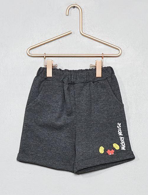 eeb222a61 Conjunto de camiseta + pantalón corto 'Mickey' Bebé niño - AZUL ...