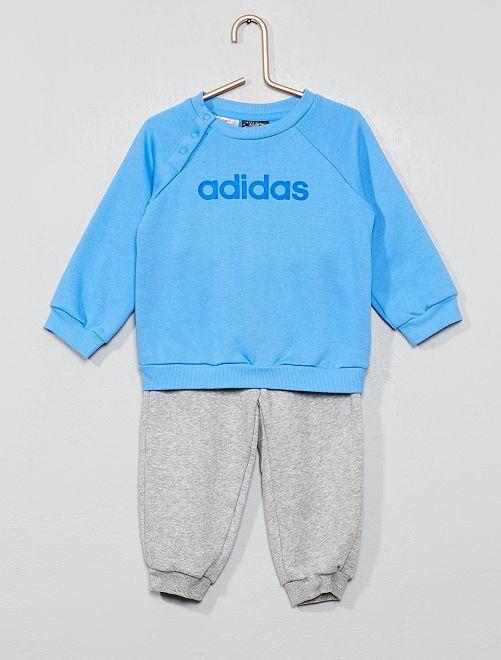 Conjunto de jogging 'Adidas'                             AZUL Bebé niño
