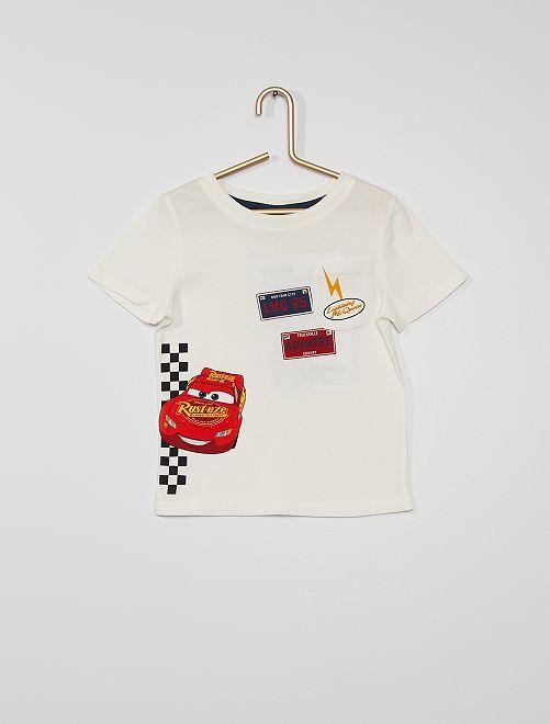 Conjunto de pantalón corto + camiseta 'Mickey' de 'Disney'                                         AZUL