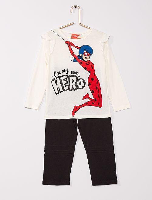 Conjunto de pijama 'Ladybug' de 'Miraculous'                                         BEIGE