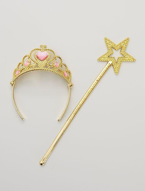 Conjunto de princesa                             BEIGE