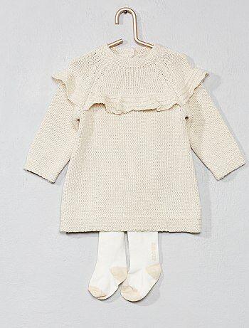 vestidos de fiesta bebé | kiabi