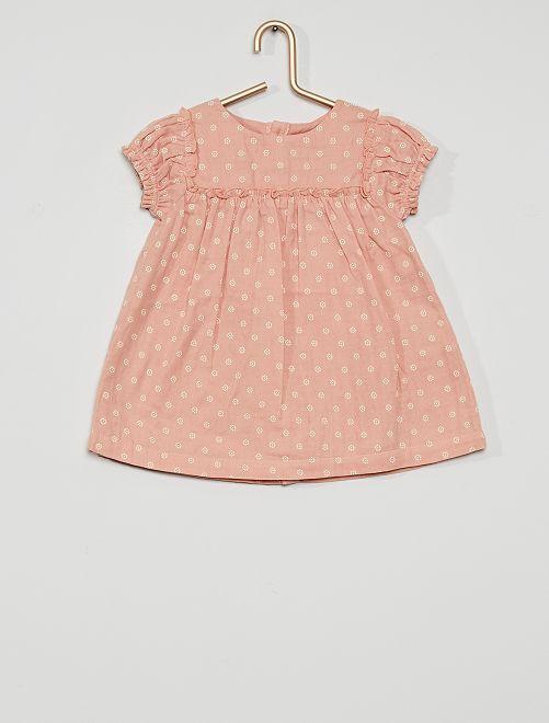 Conjunto de vestido + pololo                                         ROSA