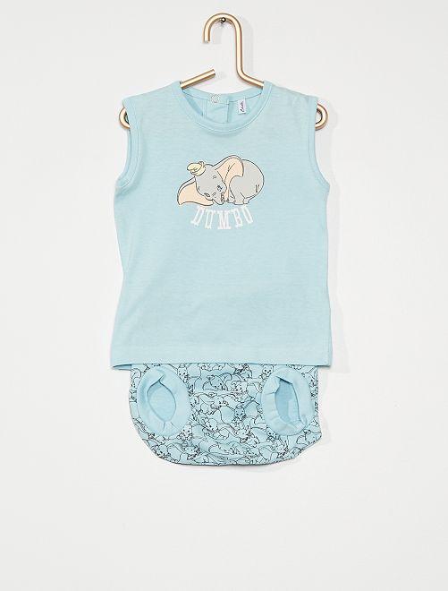Conjunto 'Dumbo'                                         azul
