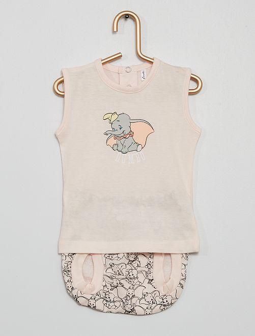 Conjunto 'Dumbo'                                         ROSA