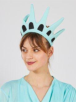 Corona de 'Estatua de la Libertad'