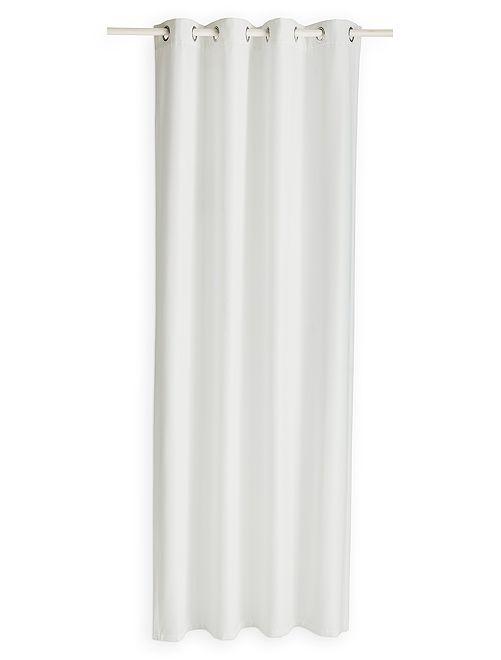 Cortina opaca Hogar   zinc   Kiabi   19,99€