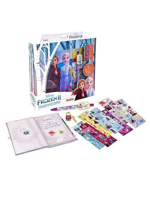 Cuaderno secreto 'Frozen II'                             multicolor