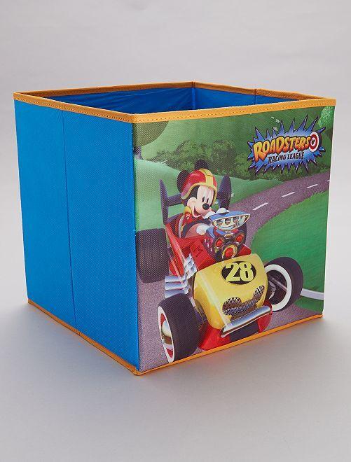 Cubo de almacenaje 'Mickey'                             azul