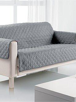 Decoración textil - Cubre sofá