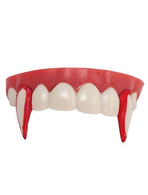 Dentadura de vampiro                             ROJO