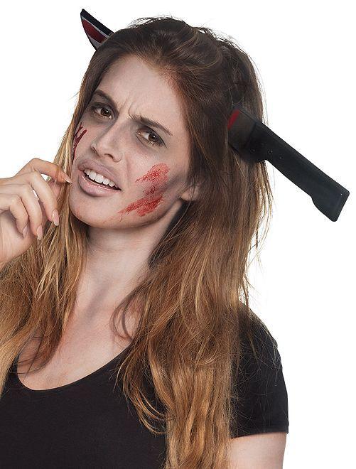 Diadema cuchillo                             negro