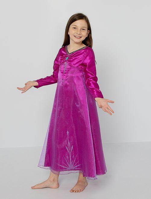 Disfraz 'Anna' 'Frozen'                             fucsia