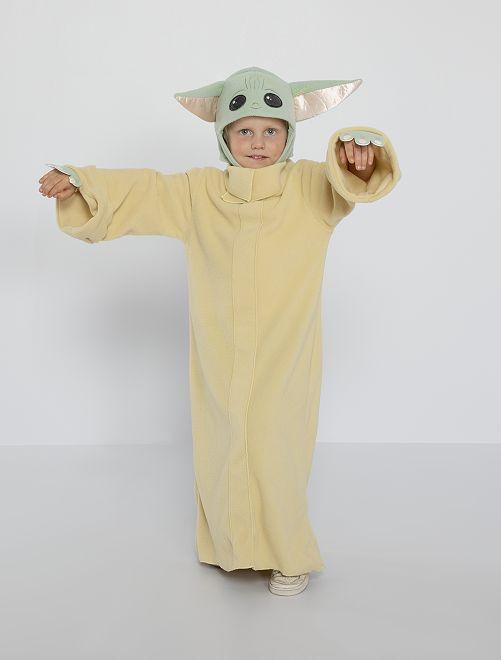 Disfraz 'Baby Yoda'                             beige