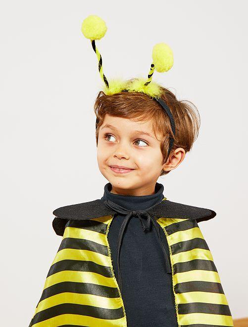 Disfraz de abeja                             amarillo