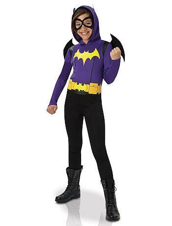 Niños - Disfraz de 'Batgirl' - Kiabi