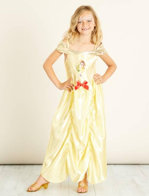 Disfraz de 'Bella' de 'La Bella y la Bestia'                             amarillo