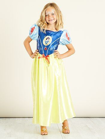 Niños - Disfraz de 'Blancanieves' - Kiabi