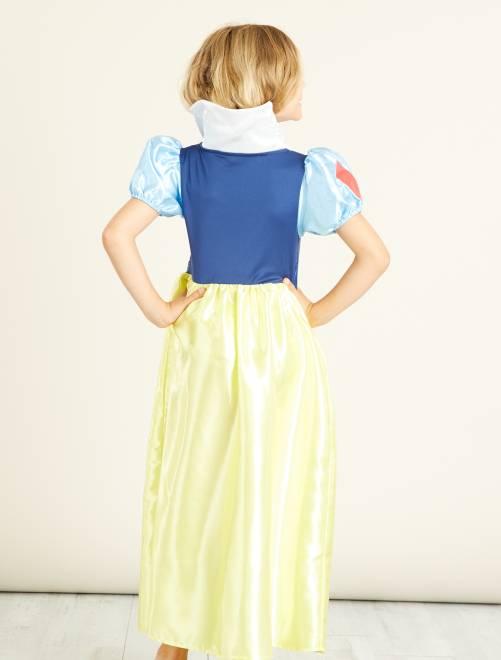 3459d77ed74 Disfraz de  Blancanieves  Niños - amarillo - Kiabi - 25